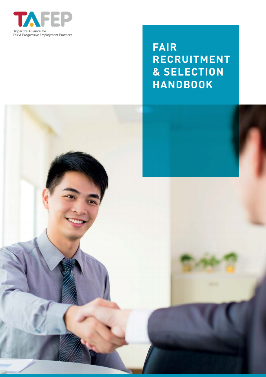 Fair Recruitment and Selection Handbook